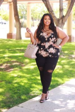 50 Summer Outfits for Plus Size Ideas 20