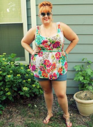 50 Summer Outfits for Plus Size Ideas 21