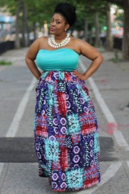 50 Summer Outfits for Plus Size Ideas 24