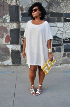 50 Summer Outfits for Plus Size Ideas 32