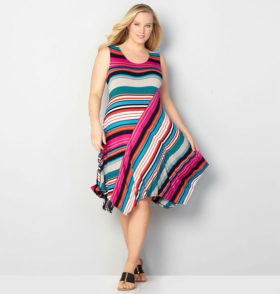50 Summer Outfits for Plus Size Ideas 50