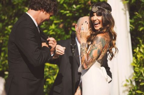 50 Tattoo in Style for Brides Ideas 10