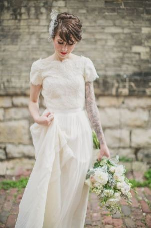 50 Tattoo in Style for Brides Ideas 24
