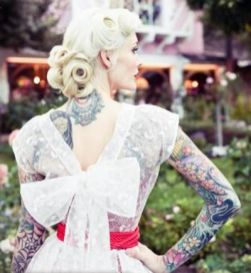 50 Tattoo in Style for Brides Ideas 30
