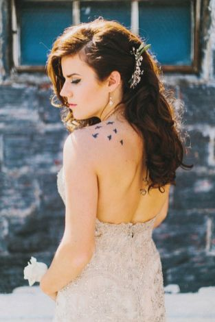 50 Tattoo in Style for Brides Ideas 31