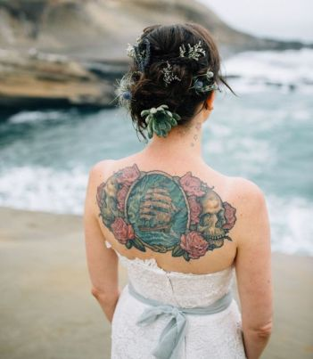 50 Tattoo in Style for Brides Ideas 41