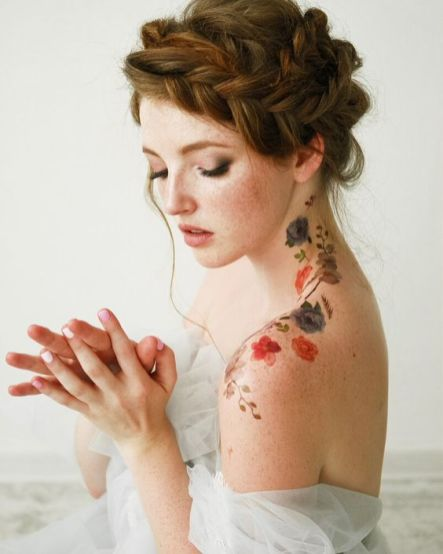 50 Tattoo in Style for Brides Ideas 42