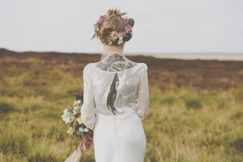 50 Tattoo in Style for Brides Ideas 53