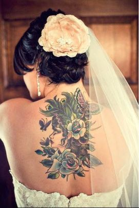 50 Tattoo in Style for Brides Ideas 7