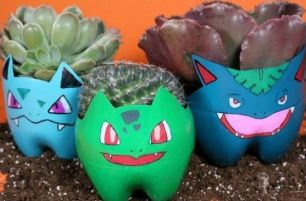 50 Ways to Reuse Plastic Bottles to Cute Planters Ideas 25