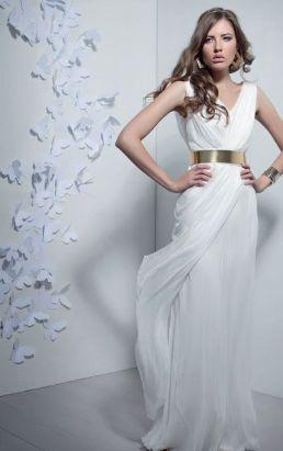 50 Ways to Wear Gold Belts Ideas 1