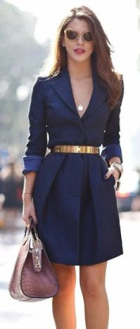 50 Ways to Wear Gold Belts Ideas 2