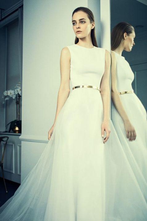 50 Ways to Wear Gold Belts Ideas 22
