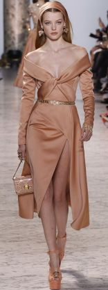 50 Ways to Wear Gold Belts Ideas 6