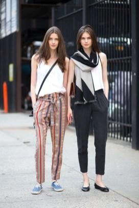 50 Ways to Wear White Sleeveless Top Ideas 8