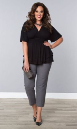 50 Womens Work Outfits for Plus Size Ideas 15
