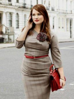 50 Womens Work Outfits for Plus Size Ideas 16