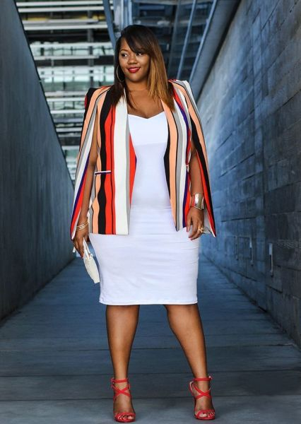 50 Womens Work Outfits for Plus Size Ideas 2