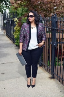 50 Womens Work Outfits for Plus Size Ideas 25