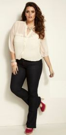 50 Womens Work Outfits for Plus Size Ideas 31