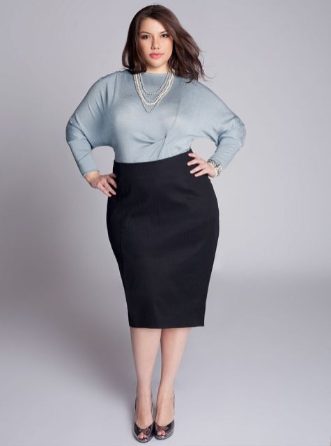 50 Womens Work Outfits for Plus Size Ideas 34