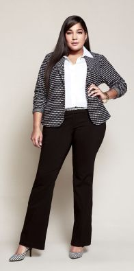 50 Womens Work Outfits for Plus Size Ideas 36