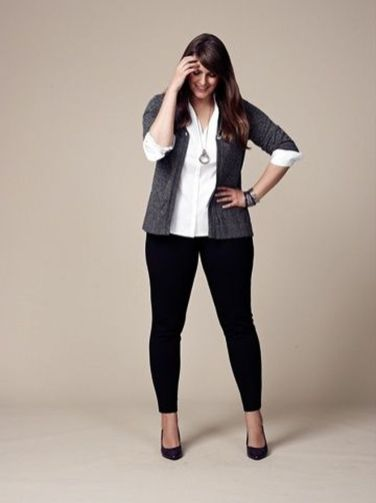 50 Womens Work Outfits for Plus Size Ideas 38