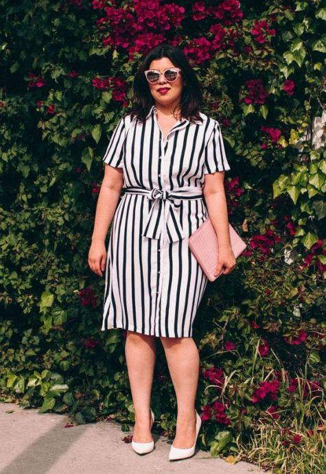 50 Womens Work Outfits for Plus Size Ideas 4