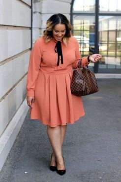 50 Womens Work Outfits for Plus Size Ideas 40