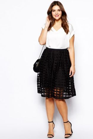 50 Womens Work Outfits for Plus Size Ideas 44