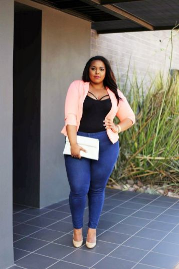 50 Womens Work Outfits for Plus Size Ideas 52