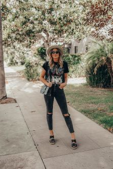 60 Spring and Summer All Black Outfits Ideas 53