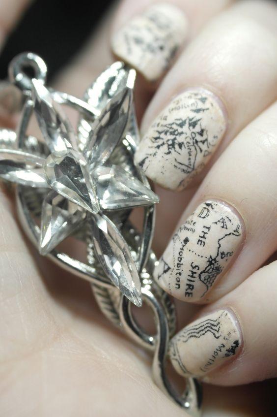 30 Earth Day Nails Art Ideas 1 5