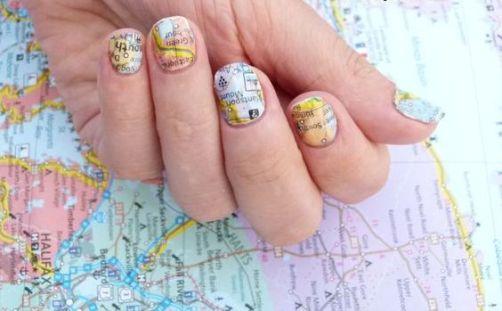 30 Earth Day Nails Art Ideas 11 1