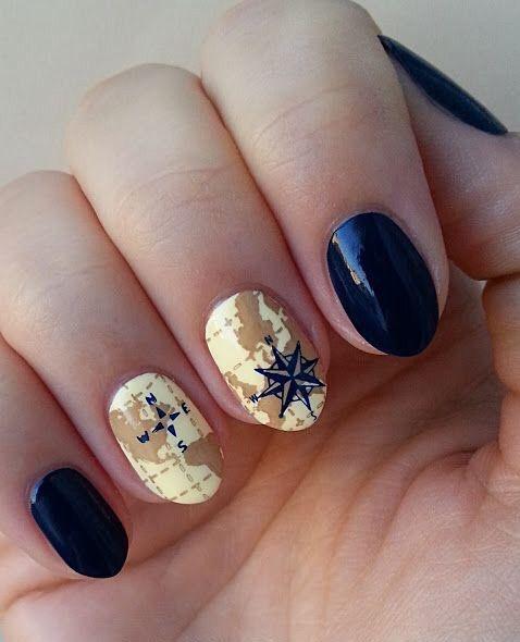 30 Earth Day Nails Art Ideas 13