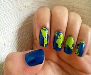30 Earth Day Nails Art Ideas 15 2