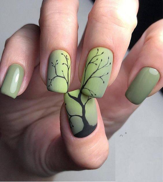 30 Earth Day Nails Art Ideas 29 2