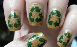 30 Earth Day Nails Art Ideas 30