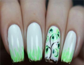 30 Earth Day Nails Art Ideas 35 1