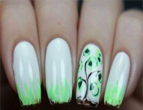 30 Earth Day Nails Art Ideas 35 2