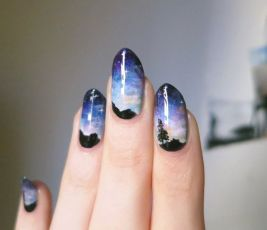 30 Earth Day Nails Art Ideas 37 1