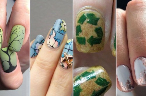 30 Earth Day Nails Art Ideas