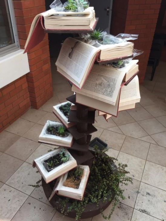 30 How to Reuse Old Book Ideas 20