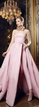 30 Soft Color Look Bridal Dresses Ideas 17