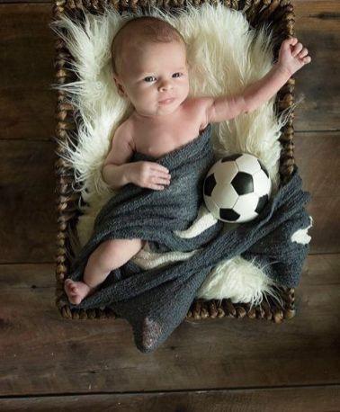 40 Adorable Newborn Baby Boy Photos Ideas 10