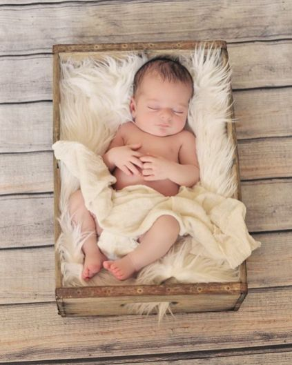 40 Adorable Newborn Baby Boy Photos Ideas 4