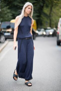 40 All Blue Outfits Street Styles Ideas 14 1