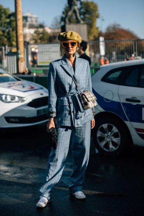 40 All Blue Outfits Street Styles Ideas 47