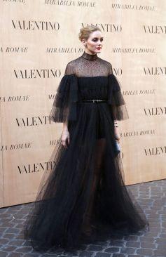 40 Black Mesh Long Dresses Ideas 27