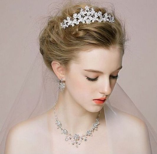 40 Bridal Tiaras For Wedding Ideas 6